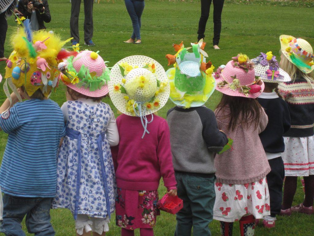 Easter Bonnet Parade Harriet House